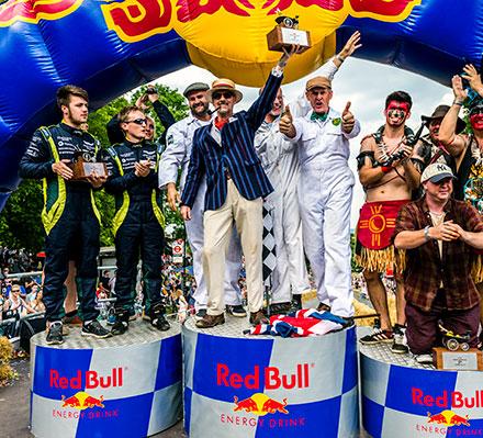 Read Bull Soap Box Race winners